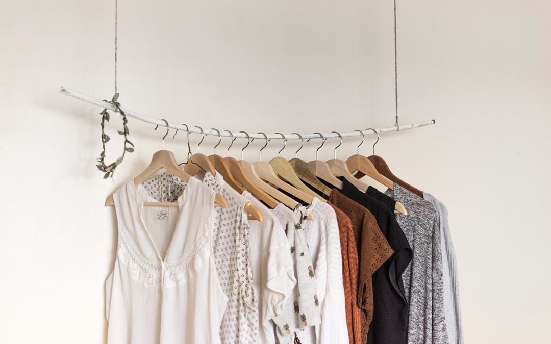 Top tips on How to love your wardrobe again – the sustainable way