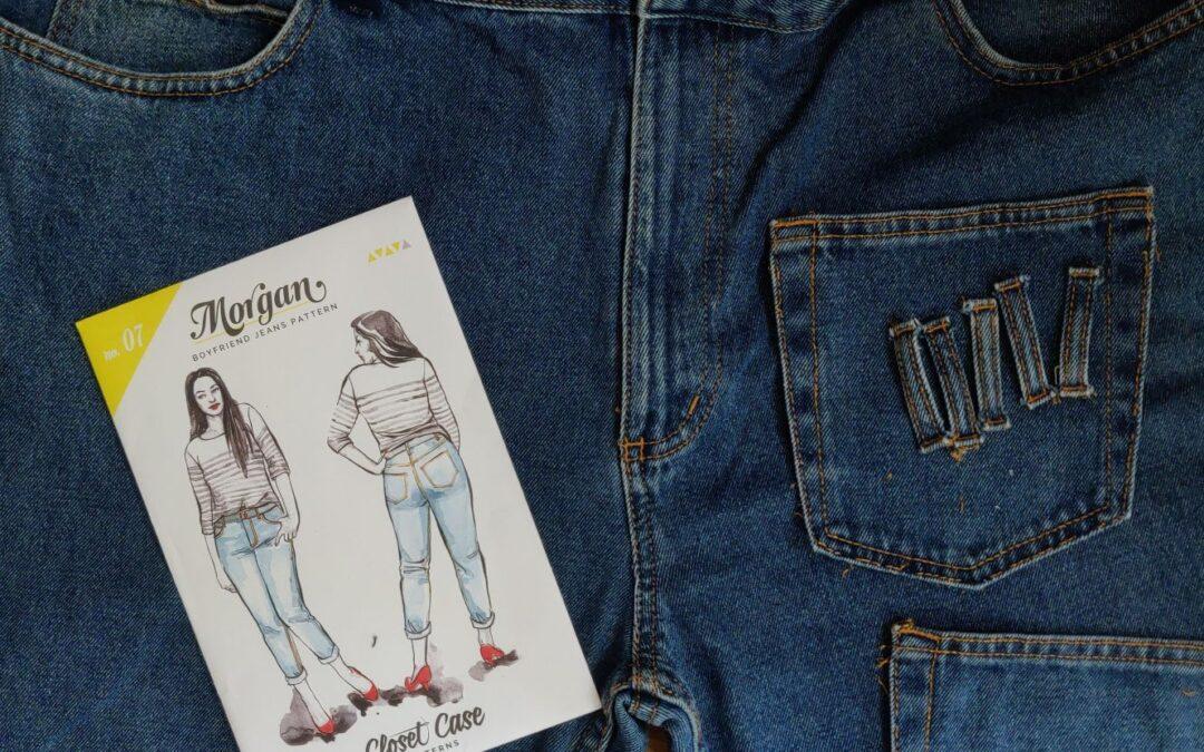 Closet Core Pattern: Morgan Jeans